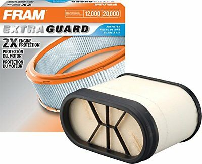 FRAM CA10270 Extra Guard Air Filter, Oval (PowerCore)
