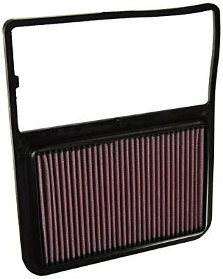 K&N 33-2967 High Performance Replacement Air Filter for