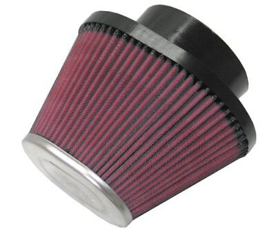 K&N RC-1681 Universal Clamp-On Air Filter: Oval Tapered