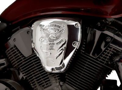 Show Chrome Accessories 55-108 Air Cleaner Cover