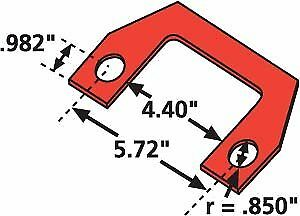 """Specialty Products Company 36001 1/32"""" Thrust Angle Shi"""