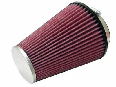 K&N RC-9950 Universal Clamp-On Air Filter: Round Tapere