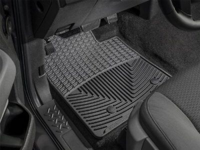 WeatherTech Trim to Fit Front Rubber Mats for Select Fo