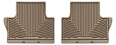 WeatherTech All-Weather Trim to Fit Rear Rubber Mats fo
