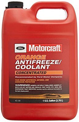 Genuine Ford Fluid VC-3-B Orange Concentrated Antifreez
