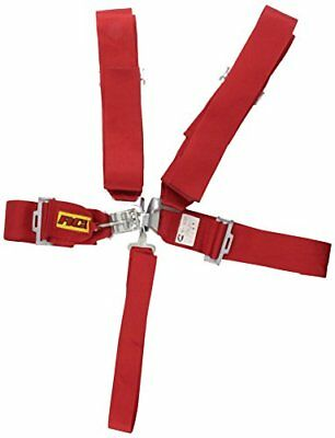 RCI 9210B Red 5-Point Harness