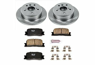 Autospecialty KOE2418 1-Click OE Replacement Brake Kit