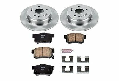 Autospecialty KOE2308 1-Click OE Replacement Brake Kit