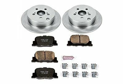 Autospecialty KOE2319 1-Click OE Replacement Brake Kit