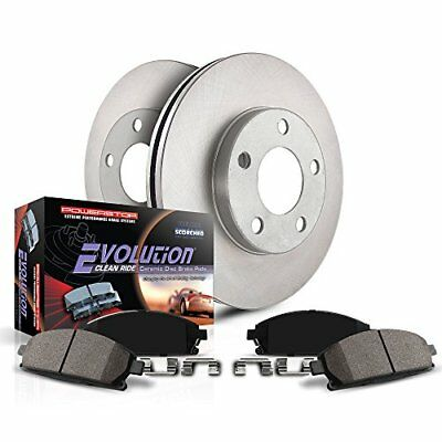 Autospecialty KOE1087 1-Click OE Replacement Brake Kit