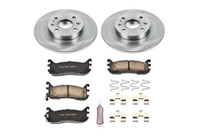 Autospecialty KOE772 1-Click OE Replacement Brake Kit