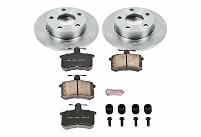 Autospecialty KOE584 1-Click OE Replacement Brake Kit