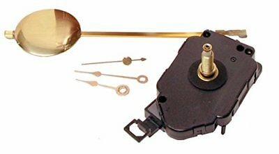 Walnut Hollow Pendulum Clock Movement for 3/4-inch Surf
