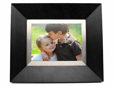 Cagic C8-BLACK 8.4-Inch TFT LCD Digital Picture Frame w