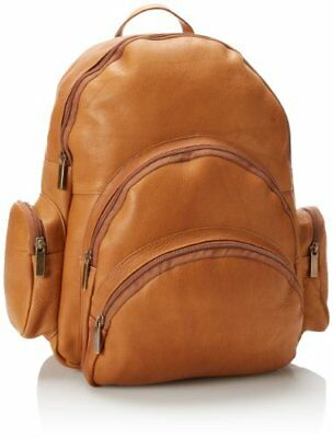 David King & Co. Expandable Backpack, Tan, One Size