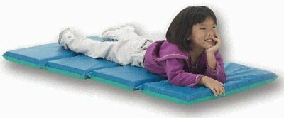 KinderMat DayDreamer Rest Mat, 2 Inch Thick, Blue/Teal,