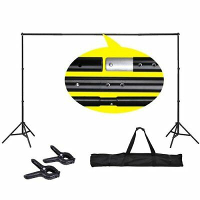 Adjustable 6x10 ft Portable Photography Background Back