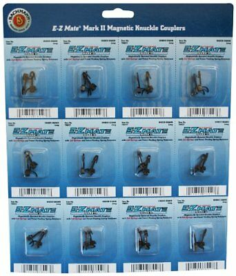 Bachmann Trains E - Z Mate Mark II Magnetic Knuckle Cou