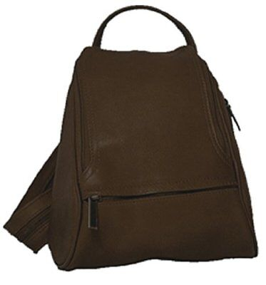 David King & Co. Convertible Backpack Sling, Cafe, One