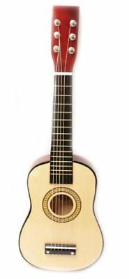 23 Inch Natural Acoustic Toy Guitar for Kids - & Direct