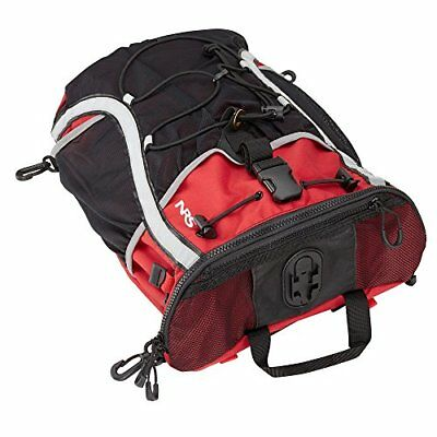 Taj M'Haul Deck Bag Red/Black 000 by Northwest River Su