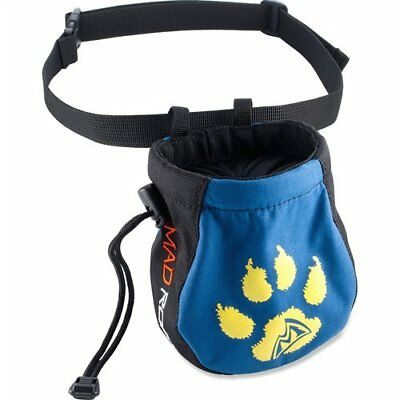 Mad Rock Kids Chalk Bag Paws Blue, One Size