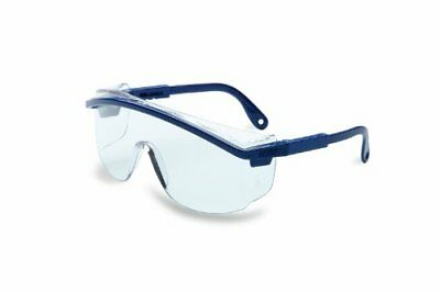 Uvex S2710C Astrospec 3000 Slim Safety Eyewear, Blue Fr