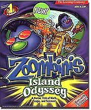 LEARNING COMPANY Zoombinis Island Odyssey ( Windows / M