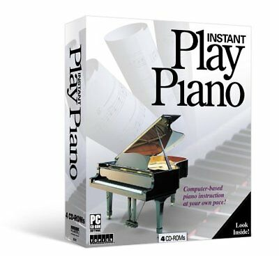 Instant Play Piano [Old Version]