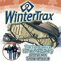 WinterTrax Women's Adult Winter Trax synthetic Ice And