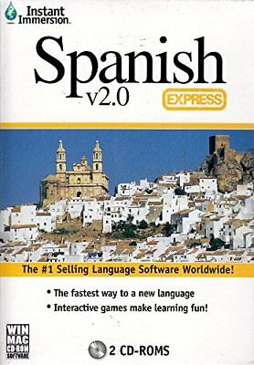Instant Immersion Spanish 2.0 Express Language Tutor