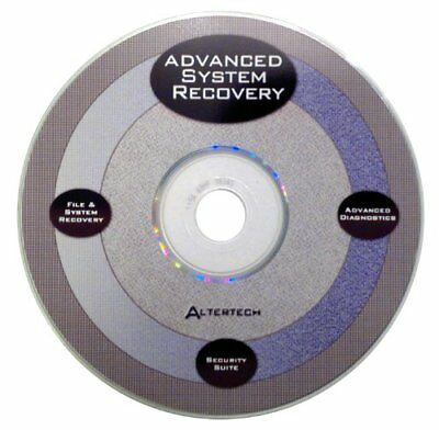 Advanced System CD Disc for Maintenance & Recovery of W