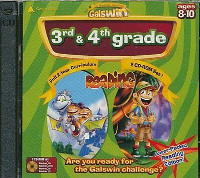 Galswin 3rd Grade Reading