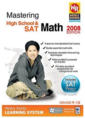Weekly Reader Learning System Mastering High School Mat