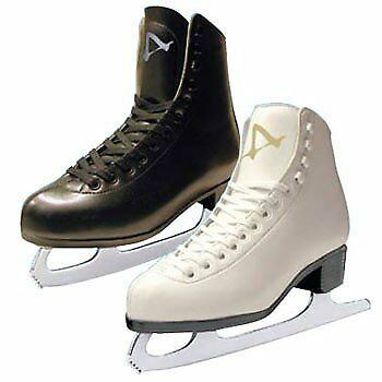 American Athletic Shoe Boy's Tricot Lined Figure Skates