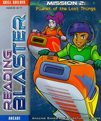 Reading Blaster Mission 2: Planet of the Lost Things (A