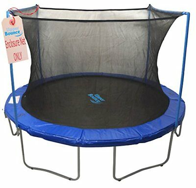 Upper Bounce Trampoline Enclosure Safety Net with Sleev