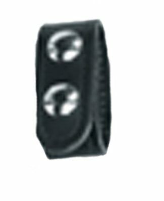 Gould & Goodrich K76-4 Belt Keepers, Double Snap Place