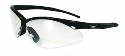 Global Vision Eyewear Fast Freddie Safety Glasses, Clea