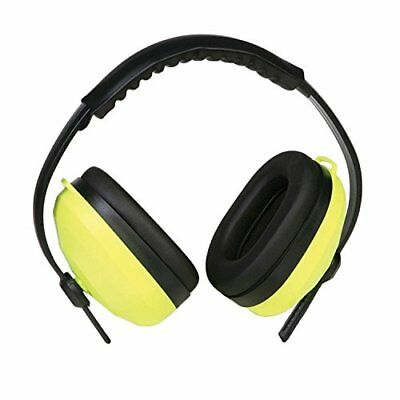 ERB 14235 105 Deluxe Ear Muffs, Lime