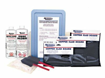 MG Chemicals 9 Piece Photofabrication Kit