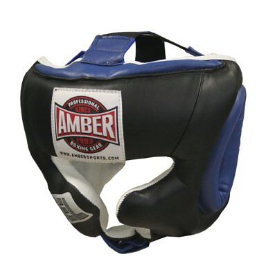 Amber Gel Traditional Training Headgear (Medium)