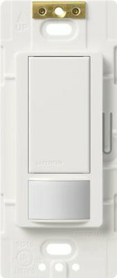 Lutron Maestro Sensor switch, 2A, No Neutral Required,