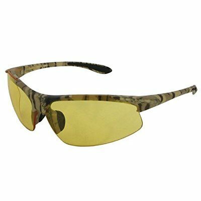 ERB 18616 Commandos Safety Glasses, Walnut Camo Frame w