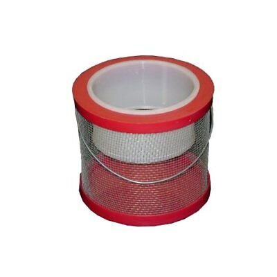 Challenge 50297 Round Cricket Cage, 6-Inch, Red