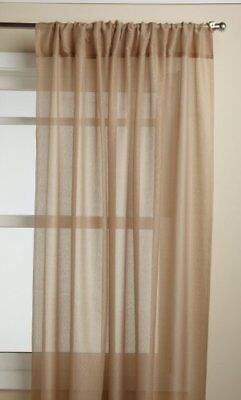 Lorraine Home Fashions Reverie 60-inch x 63-inch Tailor