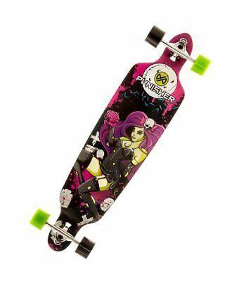 Punisher Skateboards Zombie Drop-Through Canadian Maple