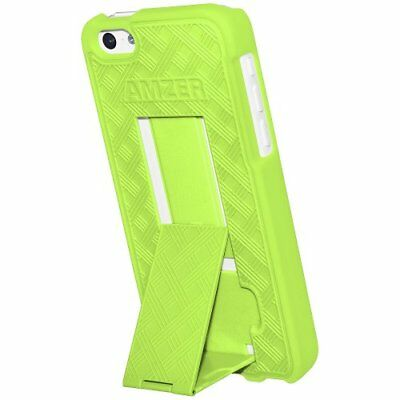 Amzer Snap On Hard Shell Case Cover with Kickstand for
