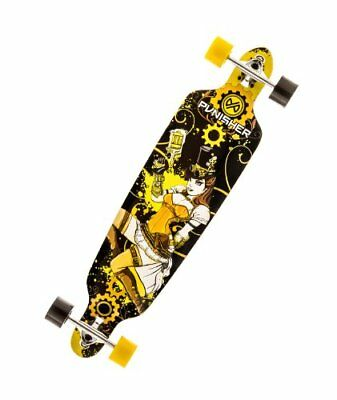 Punisher Skateboards Steampunk Drop-Through Canadian Ma