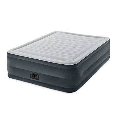 Intex Comfort Plush Elevated Dura-Beam Airbed with Buil